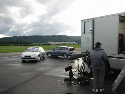 Shooting CITROEN